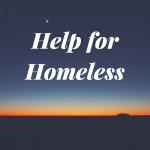 Help forHomeless